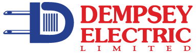 Dempsey Electric Limited Logo